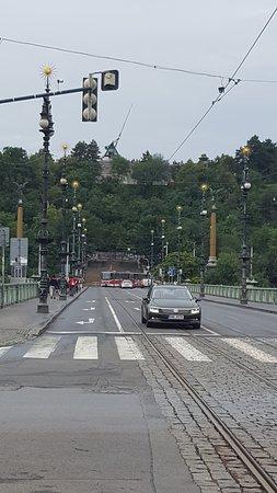 Metronome : scalinata al metronomo di Praga