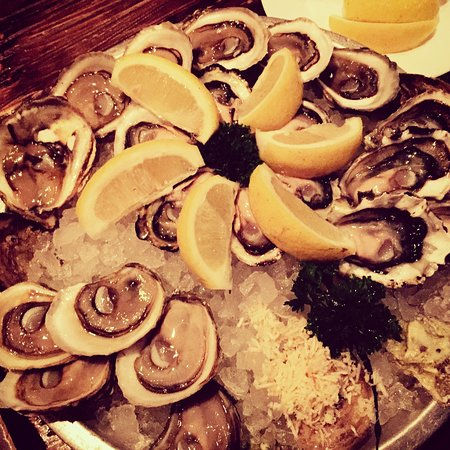Best place for oysters in TO!
