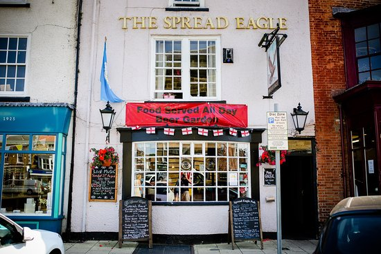 Stokesley, UK: The Spread Eagle