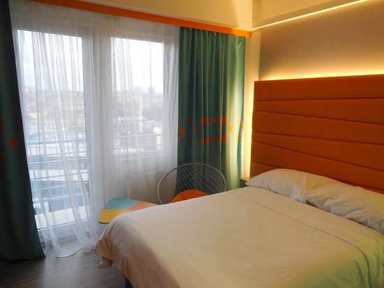 Hotel Continental: Superior room