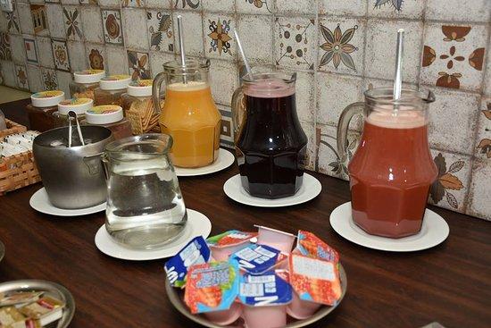 Vila do Carpinteiro: Café da Manhã