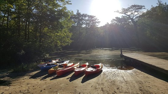 Southport, NC: The Adventure Kayak Company - Day Tours