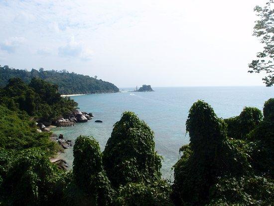 Tioman Horizon Condotel : view from the balcony