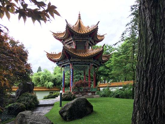 Chinagarten Zurich: China Garden