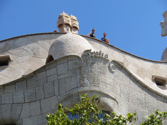 Barcelona Day Tours: Building by Gaudi