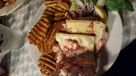 Boathouse Bistro Tapas Lounge & Restaurant: $21 lobster griller
