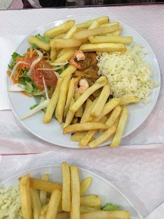 Pastelaria Cinderela: Repas 1