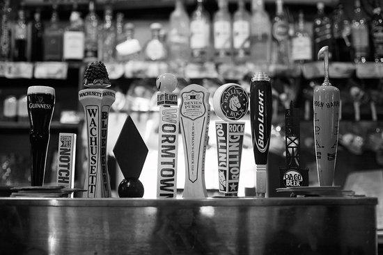Red Nun Bar & Grill: drafts