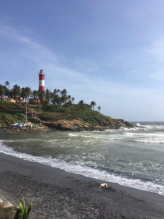 Lighthouse Beach: light-house
