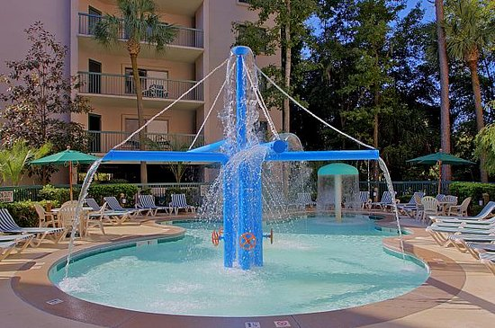 Waterside by Spinnaker Resorts: Children's Pool