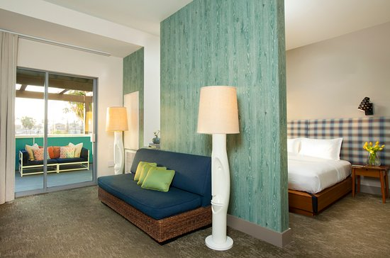 Kimpton Shorebreak Hotel: Oceanfront 2 BR Suite