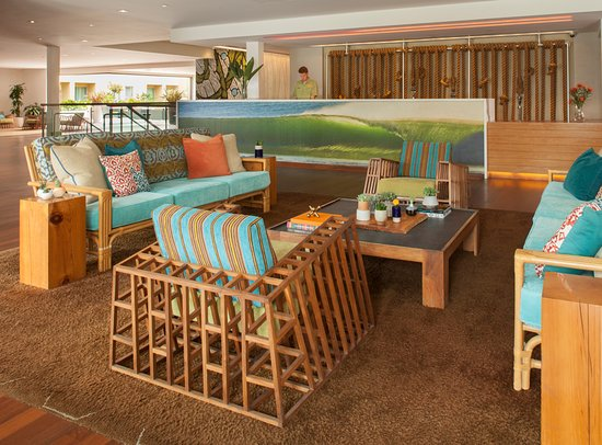 Kimpton Shorebreak Hotel: Shorebreak Front Desk