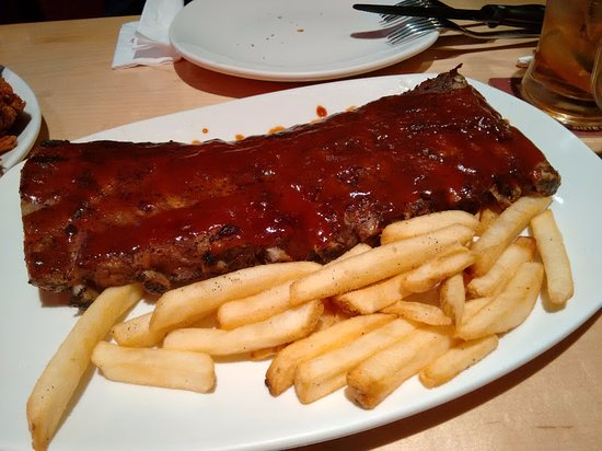 Outback Steakhouse : Junior Ribs