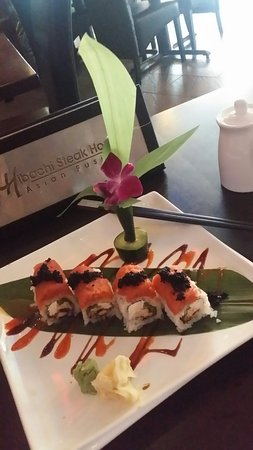 Highland Village, تكساس: TRULY REMARKABLE! Sushi, Hibachi and more.