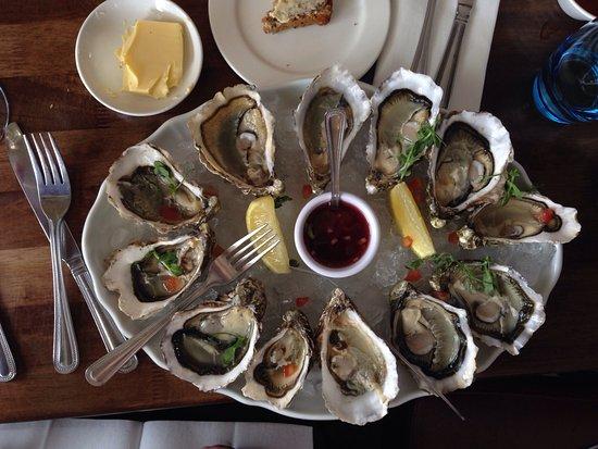 Barna, ไอร์แลนด์: Oyster heaven