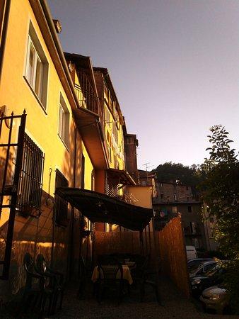 Locanda L'Aquila d'Oro: se al fresco del locale si preferisce vedere il cielo