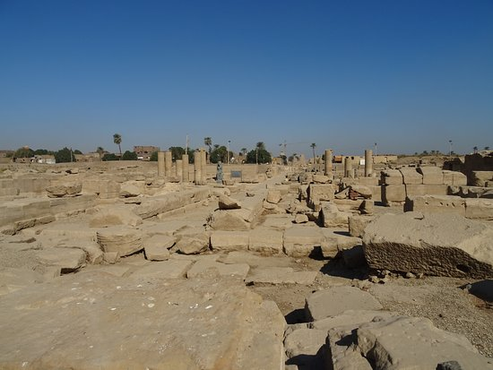 Temple of Mut: site