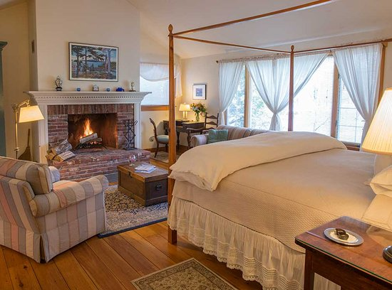 Blue Hill, Мэн: Cape House Suite