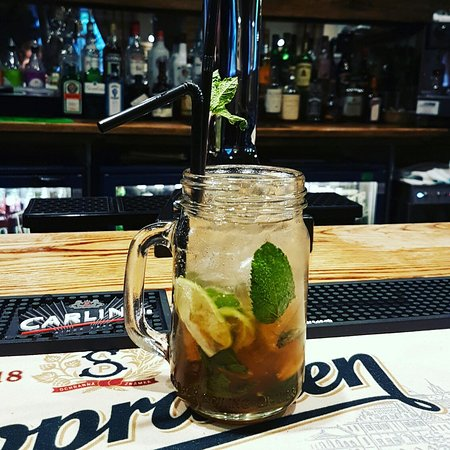 Hartshorne, UK: Mojito at The Mill Wheel!