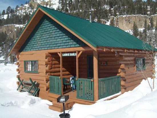 South Fork, CO: Cabin Laurie Darling Sleeps 4