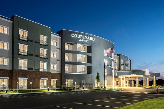 ‪Courtyard by Marriott Clifton Park‬