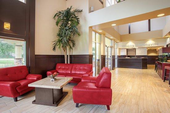 Brooksville, FL: Lobby