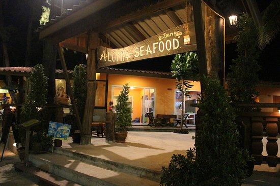 Aloma seafood