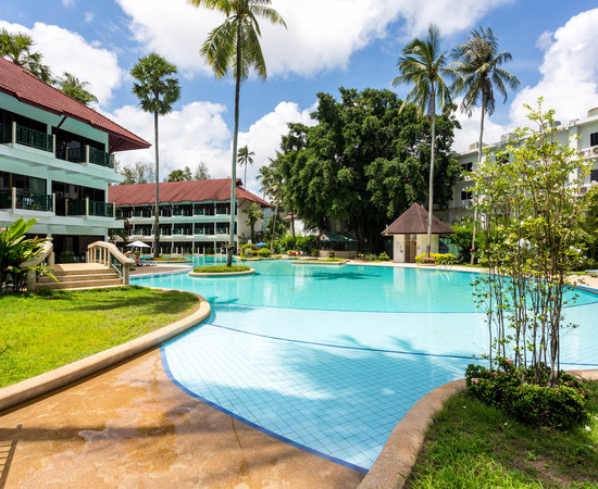 AMORA BEACH RESORT (Phuket 87dcad5765e8b
