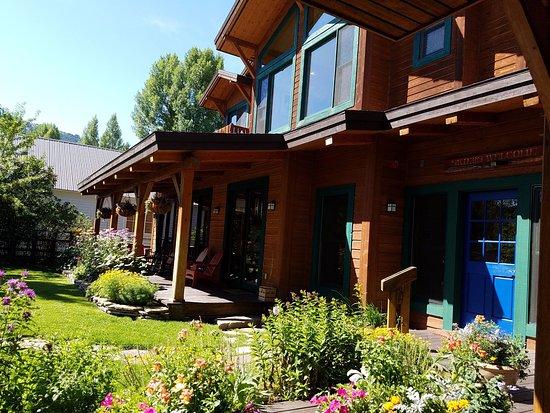 ذا ألباين هاوس لودج آند كوتدجز: Our favorite place to sit and relax at The Alpine House