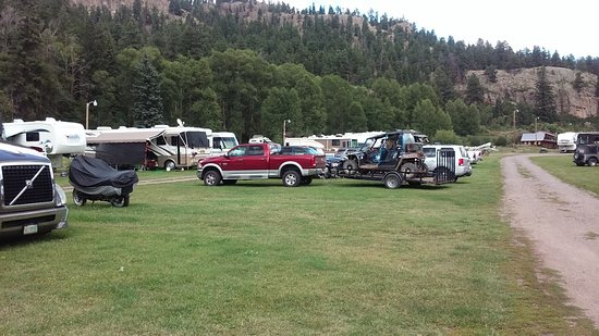 South Fork, CO: RV Section View 3