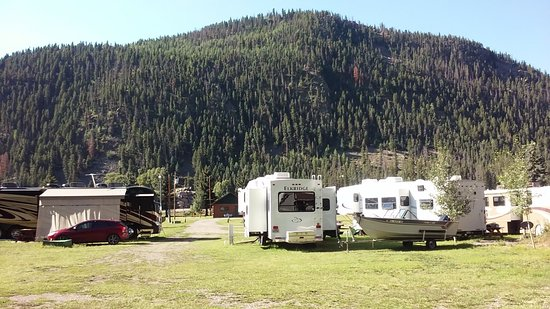 South Fork, CO: RV Section View 9