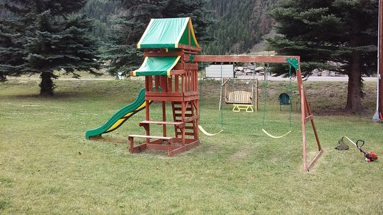 South Fork, CO: Playground area