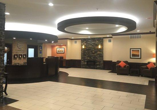 Moore, OK: Hotel Lobby