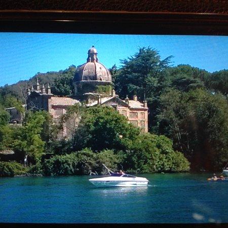 Navigazione Alto Lazio: La chiesa principale