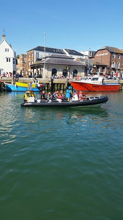 Weymouth, UK: Best time ever