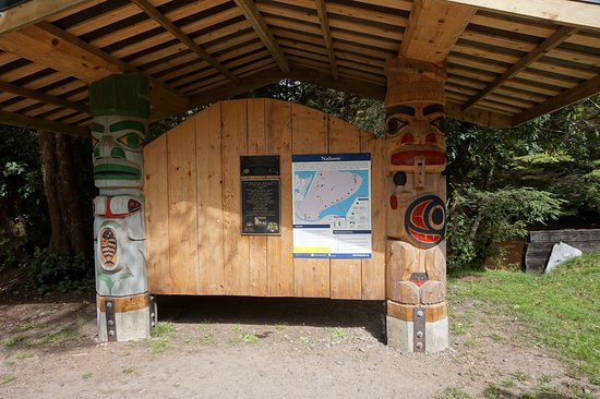 Masset, Canada: great trails