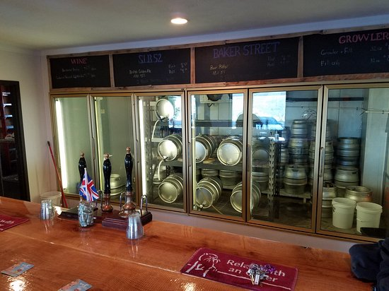 Dundee, NY: NY State's Only Dedicated Cask Ale Brewery
