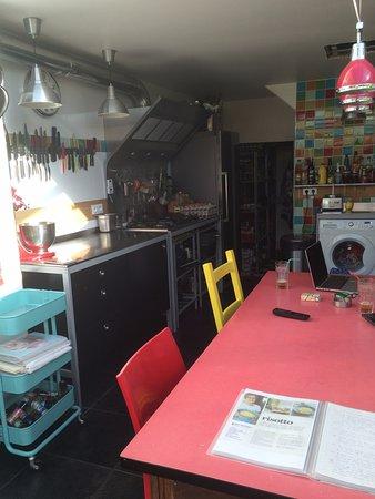 Chateauneuf-la-Foret, France: Cuisine