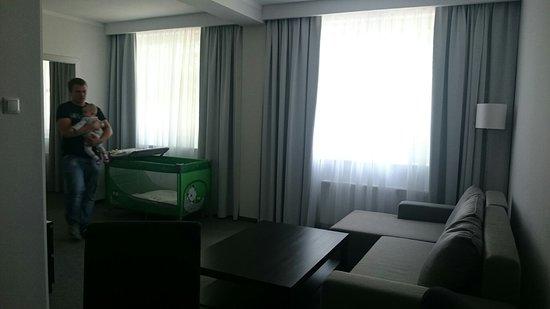 Przezmierowo, Polen: Hotel Edison