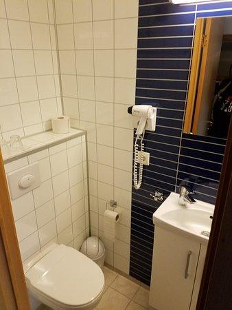 Patreksfjorour, İzlanda: Bathroom