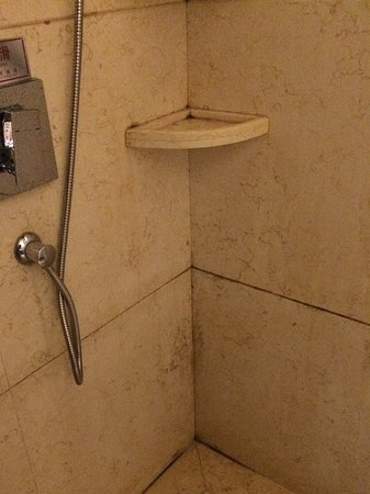 Yuyao, China: Shower cubicle
