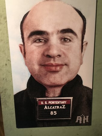 Al Capone Picture Of Madame Tussauds San Francisco San