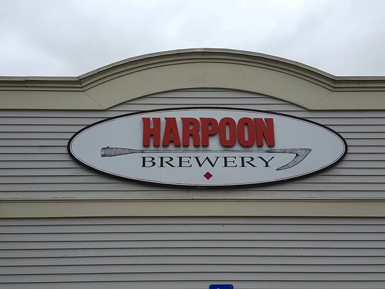 Harpoon Brewery: 20160816_142200_large.jpg