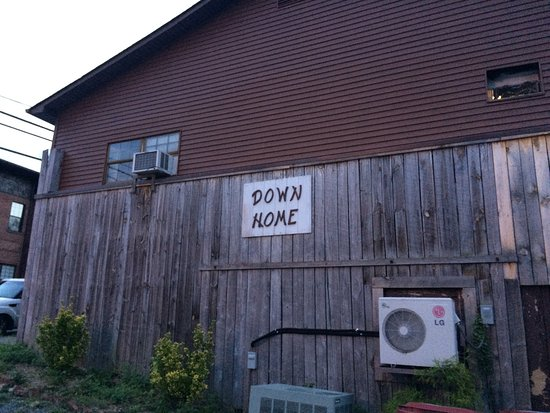 Down Home: outside
