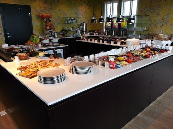 Kautokeino, Norveç: snídaně