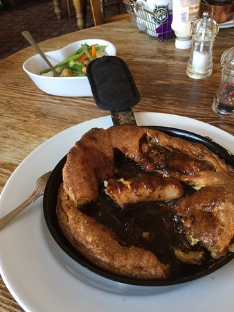 The Board Inn: Toad in the Hole