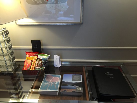 Hotel Le Burgundy: Un écrin au cœur de Paris