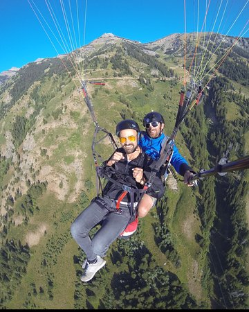 Hotel Terra Jackson Hole, A Noble House Resort: paragliding