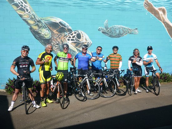 Foto de Go Cycling Maui- Day Tour