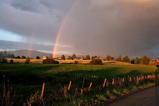 Gran Municipality, Norwegia: Fantastiske omgivelser